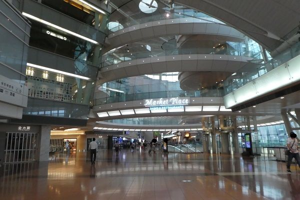 44 羽田空港