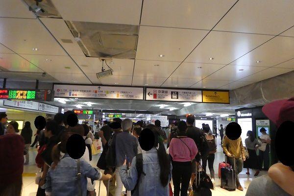 321 東京駅京葉線