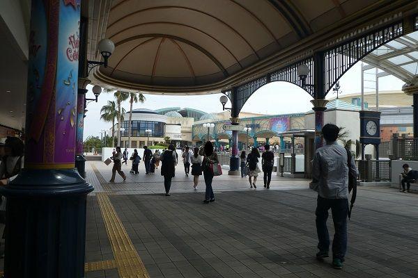 345 舞浜駅