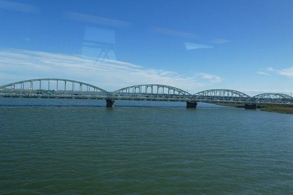 14 木曽川