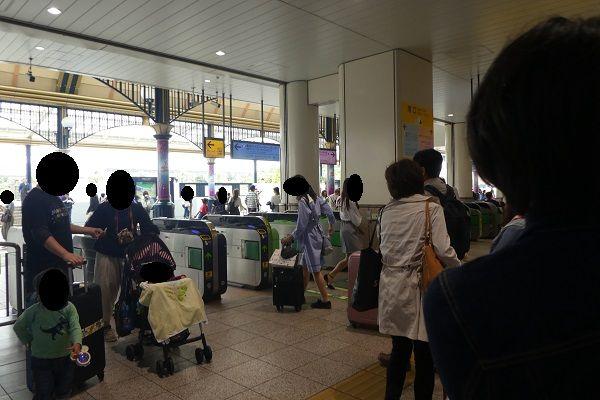 340 舞浜駅