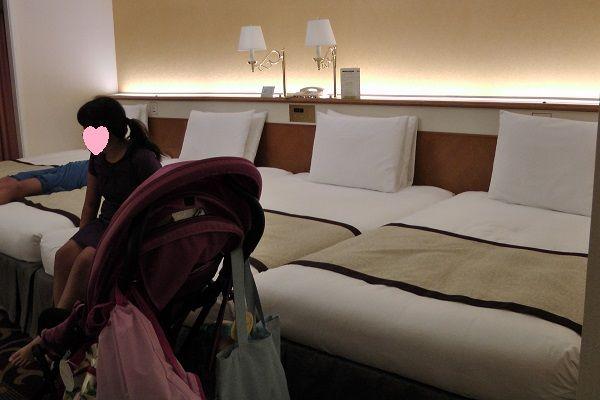 2 ベッド4台