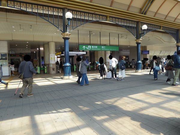 43 舞浜駅