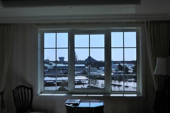 パークビュー6階窓