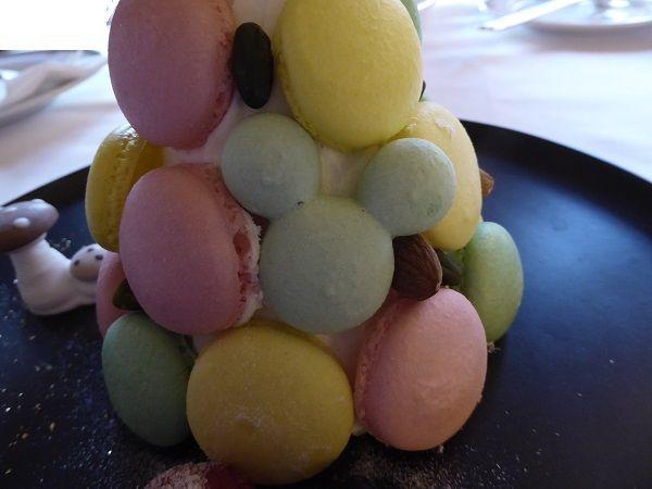 24 ルームサービスクリスマスケーキ