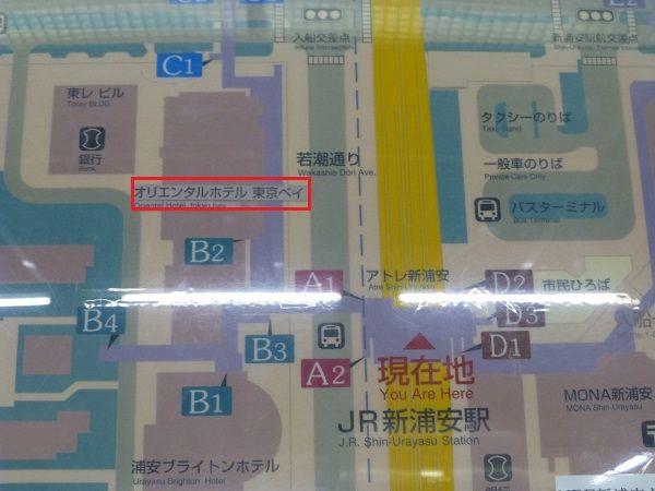 10 駅地図