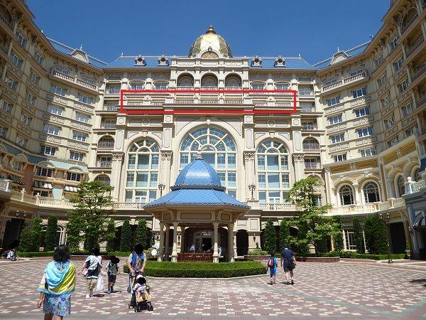 6 ランドホテルバルコニー
