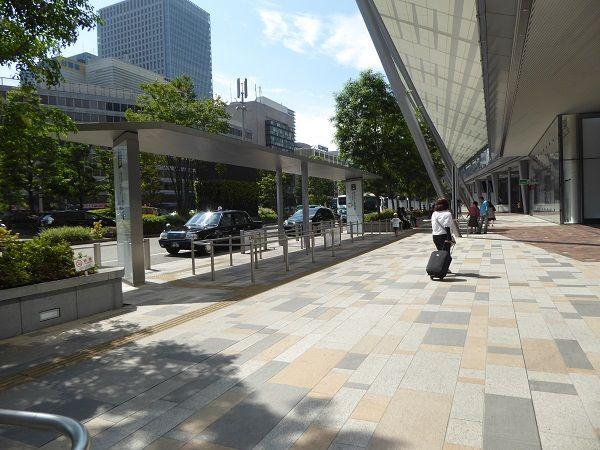 26 東京駅タクシー