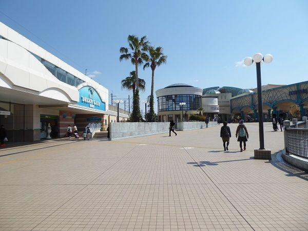 44 舞浜駅 ウェルカムセンター
