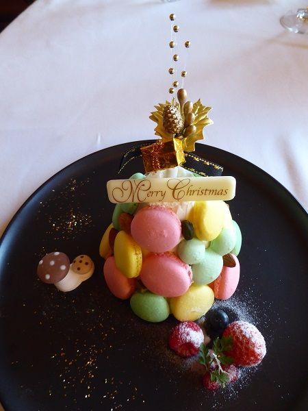 23 ルームサービスクリスマスケーキ