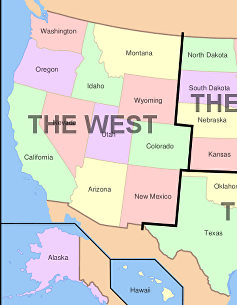 0USA_MAP showing_regions