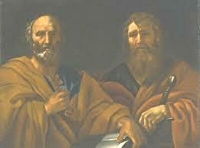 0paul and peter1