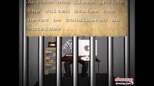 0in jail