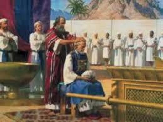 0levites in the temple