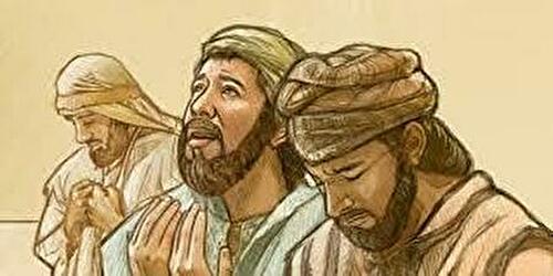 0first century christian prayer