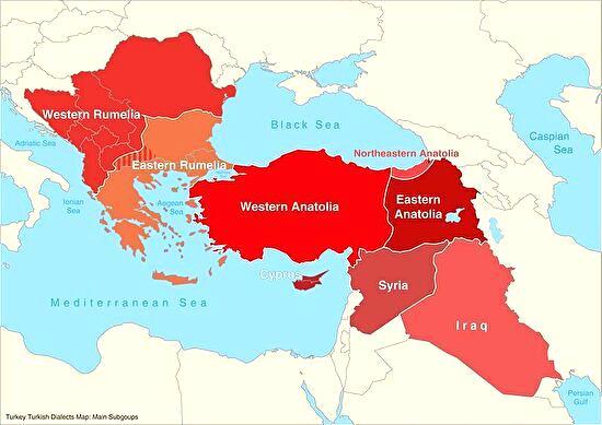 0greece and turkey modern map