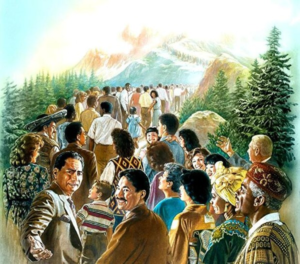 0go up to mountain of Jehovah