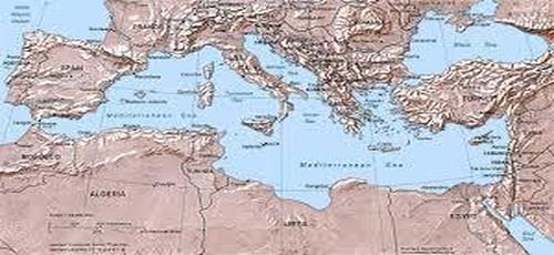 0mediterranian sea