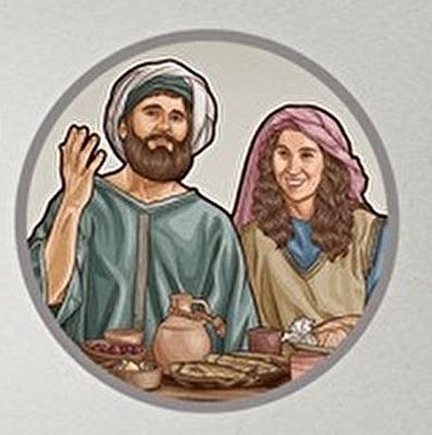 0christian husband and wife
