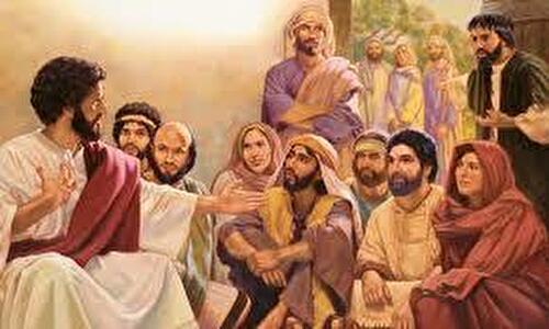0jesus and his spiritual brothers