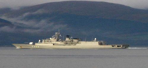 0greek battleship