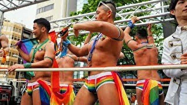 0tokyo gay parade 2019