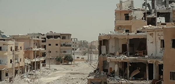 0syrian civil war damage