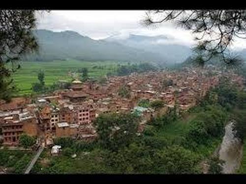 0mountain town