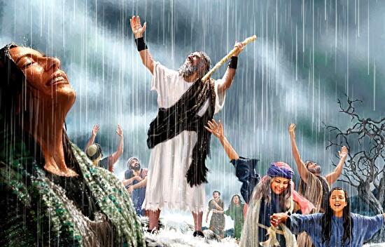 0elijah's prayer
