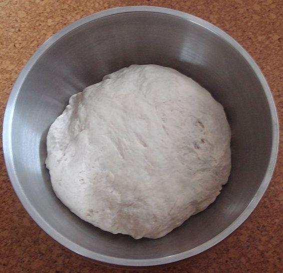 0bread dough