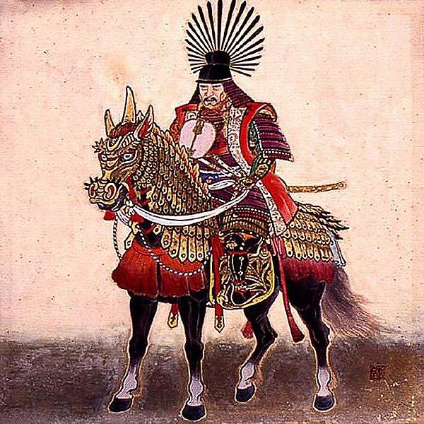 0toyotomi hideyoshi military man