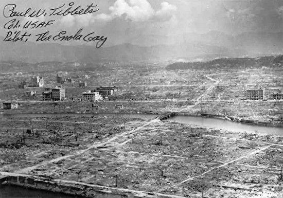 0after hiroshima atomic bomb