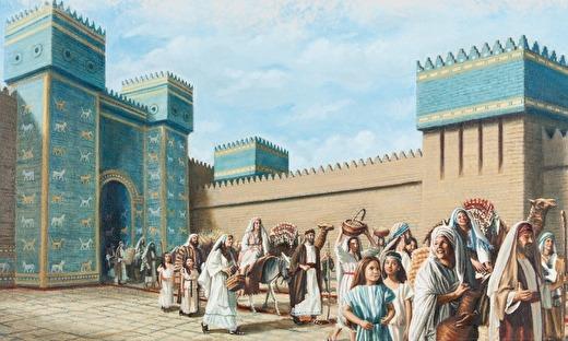 0returning to jerusalem