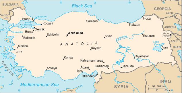 0turkey map