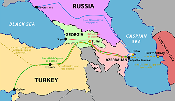 0turkey and azerbaijan economic cooperation Thomas Blomberg