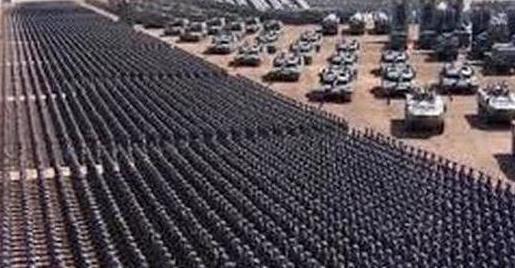 0myriads of army