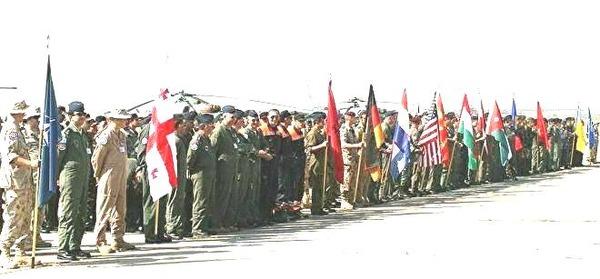 0NATO  army