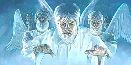 0evil angels