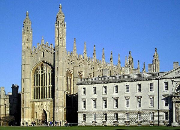 0cambridge university chapel