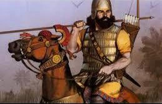 0assyrian cavalry