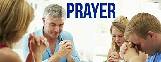 0christian family prayer
