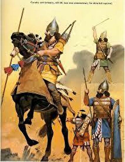 0assyrian soldier