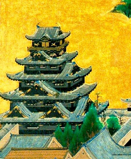 0Osaka_Castle_of_the_Osaka_summer