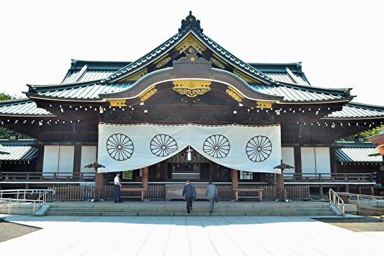 0yasukuni shrine2