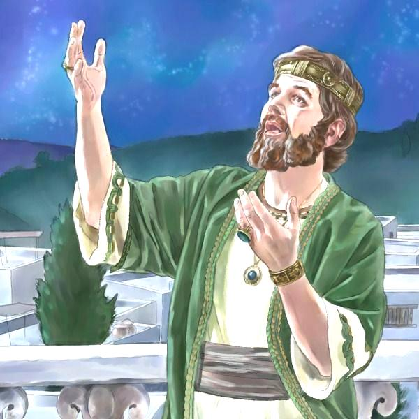 0david's prayer1