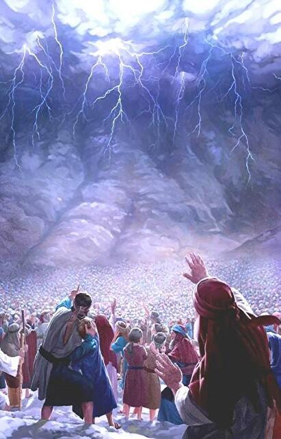 0Mt.Sinai thunder and lightning