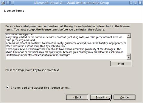 Microsoft Visual C++ 2008 Redistributable Setup_018