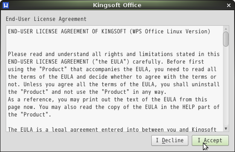 Screenshot-Kingsoft Office