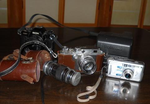 想い出のカメラ