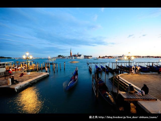 ヴェネツィア水景